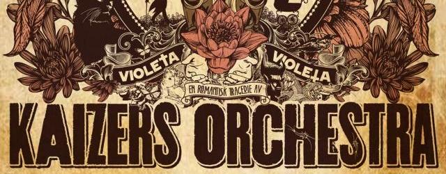 Mandag 31 januar slippes Kaizers Orchestras album nummer fem. Jeg har tatt en tur innom musikkstreamingtjenesten WiMP, som la ut hele albumet for sine brukere fredag 28.01, for å lytte […]